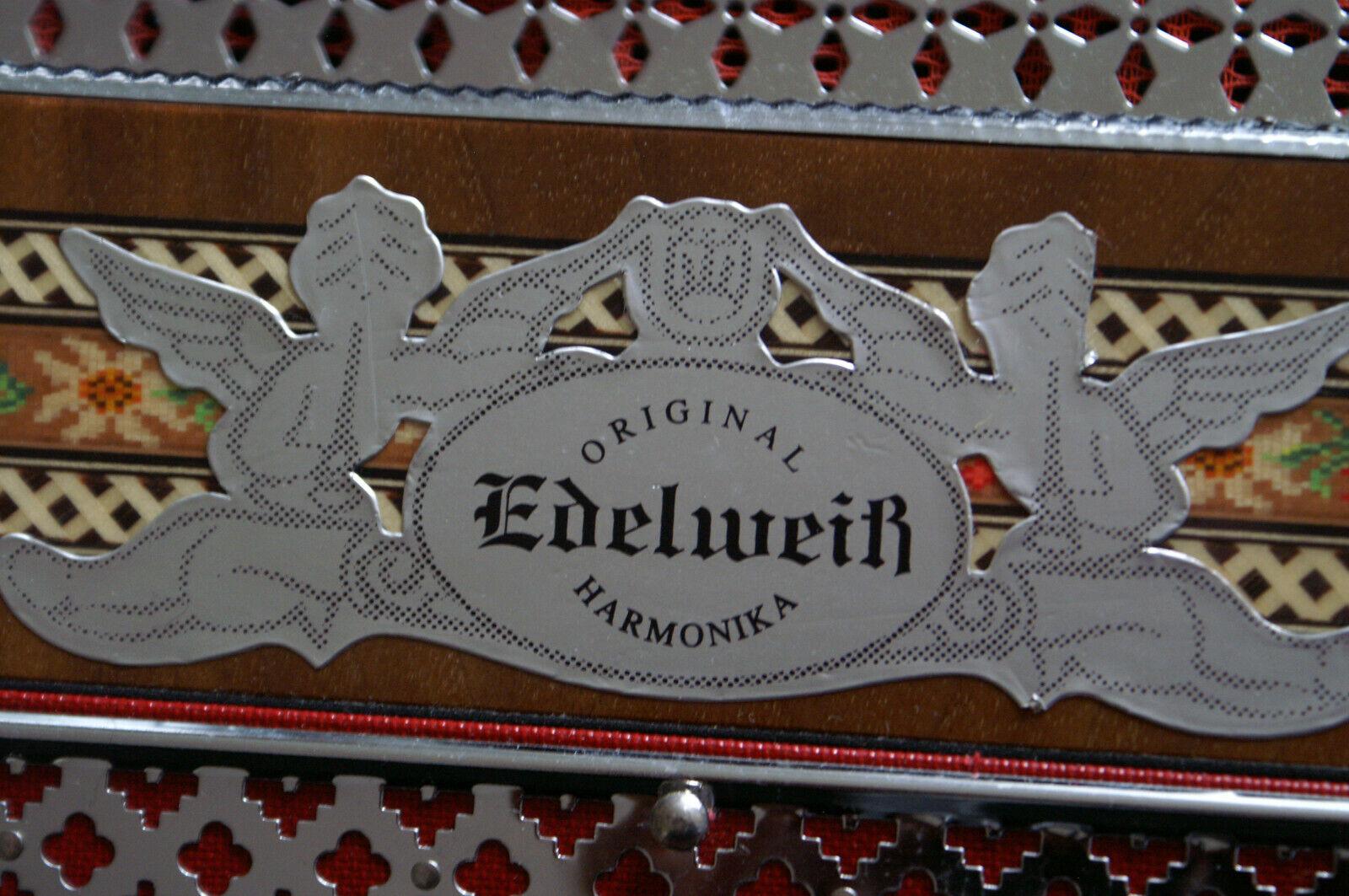 Steirische Harmonika Original Edelweiß