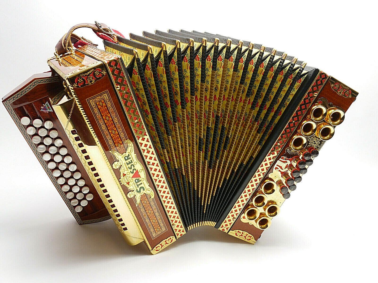 Steirische Harmonika , Strasser, G-C-F