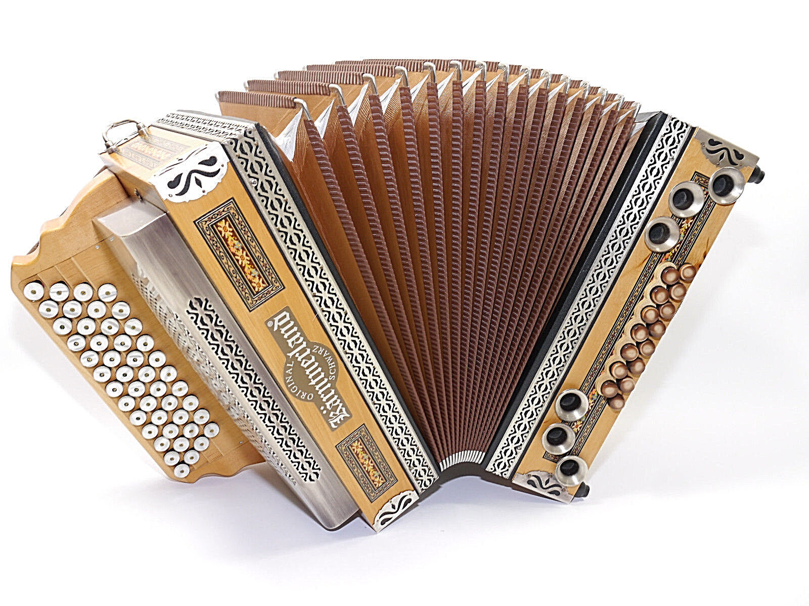Steirische Harmonika, Kärntnerland, Posch II