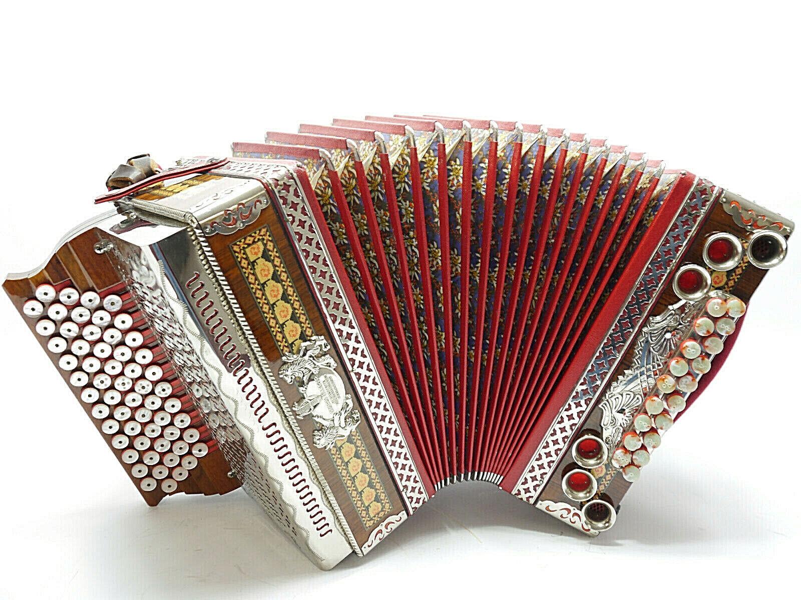 steirische Harmonika , Öllerer , 5 reihig