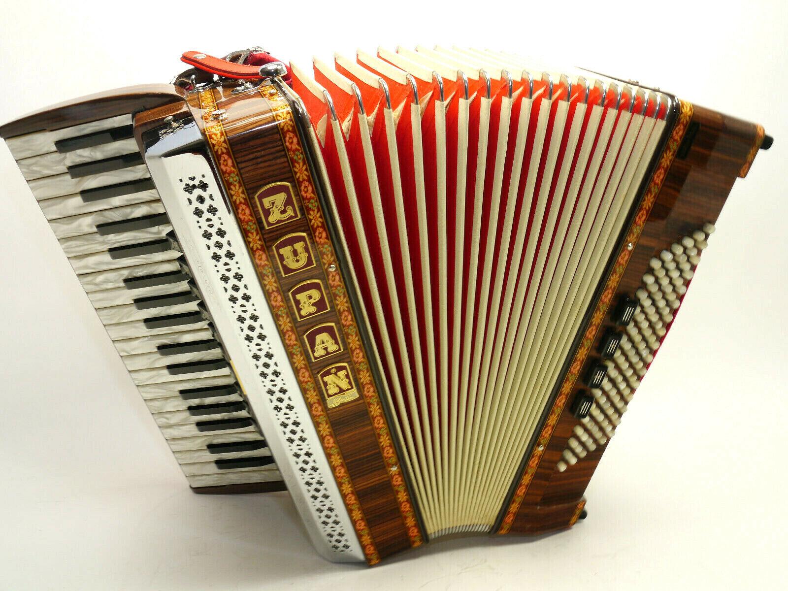 Steirische Harmonika , Zupan Valentin, 96 Bass