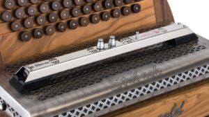 Kärntnerland Harmonika - steirische Harmonika Nahaufnahme
