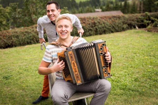 Quetschn Academy Thomas und Stefan