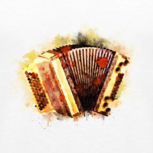 Steirische-Harmonika-Aquarell-watercolor